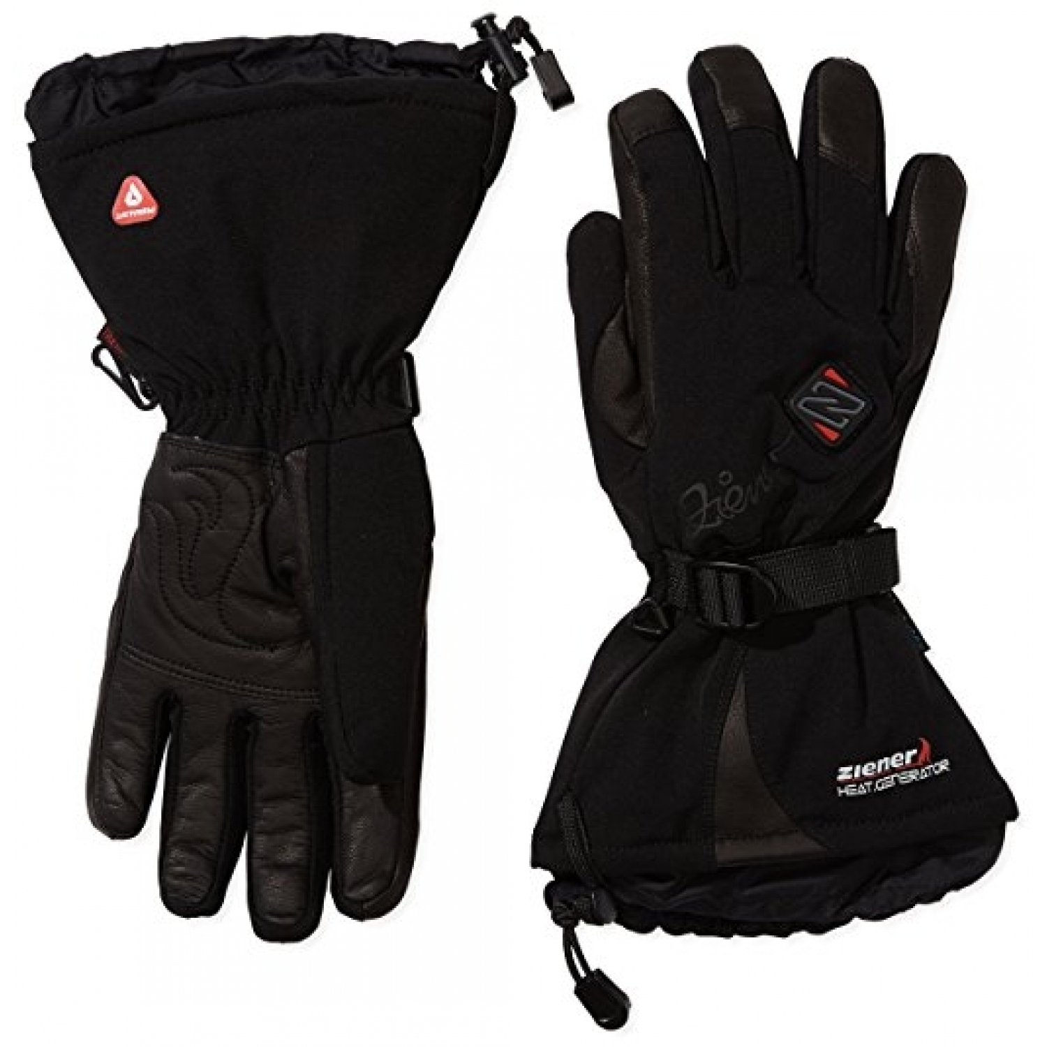 Ziener Kanani AS (R) PR Hot Glove Lady Handschuhe Gr. 6,5