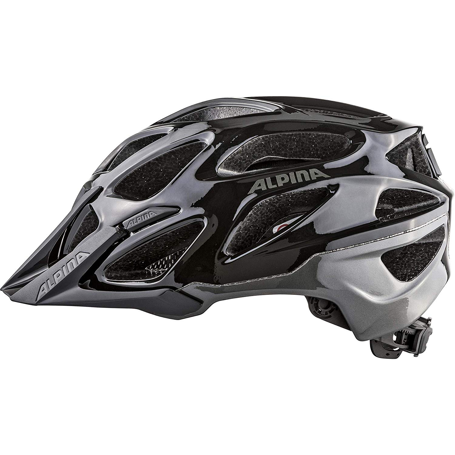 Alpina Mythos 3.0 black-anthracite Helm 52-57cm
