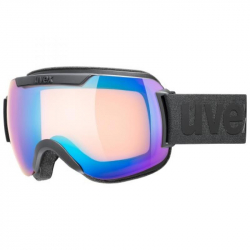 Uvex downhill 2000 CV Skibrille blck SL/blue-yellow