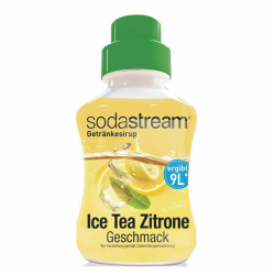 SodaStream Sirup Ice Tea Zitrone 375 ml
