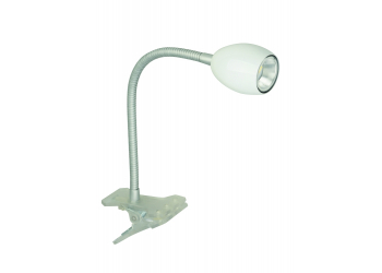 JEDI LED CLIP LIGHT White Klemmleuchte