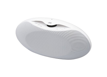 JVC SP-ABT30WE White Bluetooth Lautsprecher