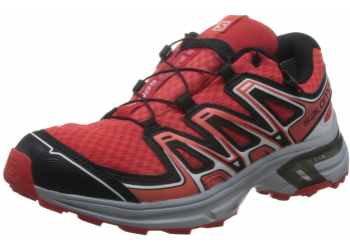 Salomon WINGS FLYTE 2 GTX W RD/O Traillaufschuhe