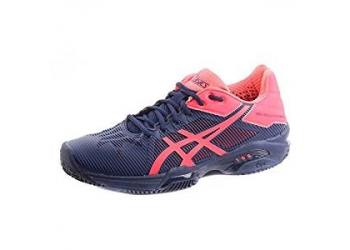 Asics GEL-Solution Speed 3 Clay Blue/Pink Tennisschuhe