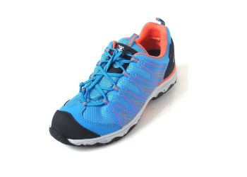Meindl Wave Junior Hellblau/Orange Kinder Wanderschuhe