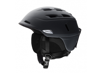 Smith Camber matte black Skihelm
