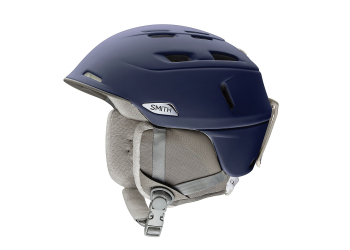 Smith Compass matte midnight Skihelm