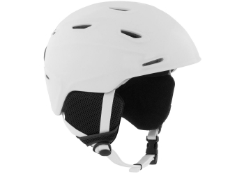 Smith Elevate white Skihelm