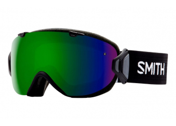 Smith I/OS black S3/S1 Skibrille