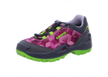 Lowa Ticino GTX Lo beere/limone Multifunktionsschuhe