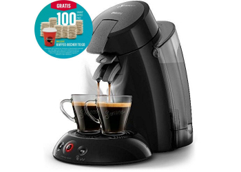 Philips HD 6555/27 Senseo Original XL Kaffeepadmaschine