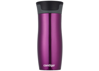 Contigo West Loop Stainless Steel raspberry 470ml Thermobecher