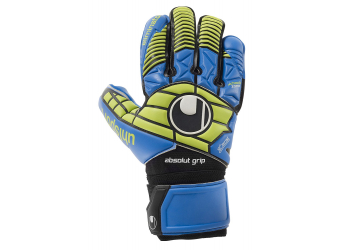Uhlsport Eliminator Absolutgrip Hn Blau Handschuhe