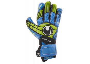 Uhlsport Eliminator Supergrip Blau Handschuhe