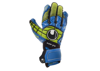 Uhlsport Eliminator Supergrip Hn Blau Handschuhe
