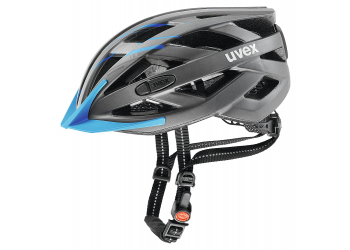 Uvex city i-vo grey-blue mat Helm