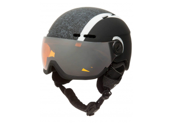 Roxy Foenix true black Skihelm mit Visier