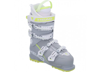 Head Vektor EVO110 W 606026 Gray/Yellow Kinder Skischuhe Gr. 27