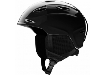 Smith Elevate black Skihelm