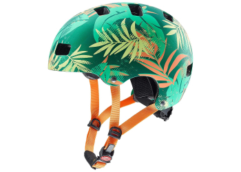 Uvex kid 3 cc green orange Kinderhelm