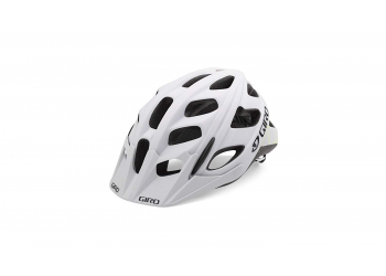 Giro Hex 19 mat white/ lime Helm 51-55cm