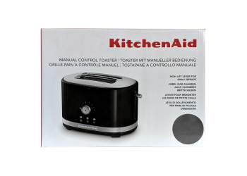KitchenAid 5KMT221ECU Silber