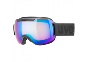 Uvex downhill 2000 CV Skibrille blk S/L blue-orange