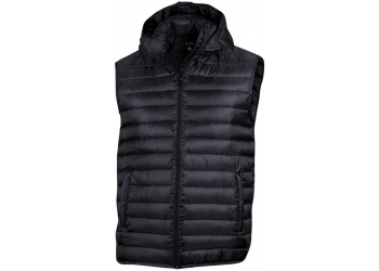 Clique Arkansas Vest Men black Herrenweste L