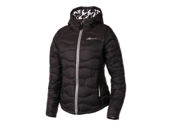 Rehall Erica-R Downlook Damenjacke, Black, Gr. L