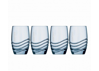 SodaStream Design Trinkglas 4er Set