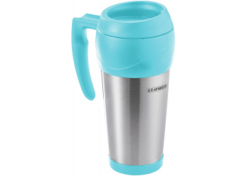 Leifheit Isolierbecher Hot & Cool Colour Edition sky blue 25786