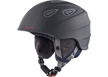 Alpina Grab 2.0 denim/grey matt Kinderhelm 54-57cm