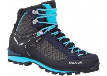 Salewa Ws Crow GTX navy/ethernal blue Wanderschuhe EU Gr. 38