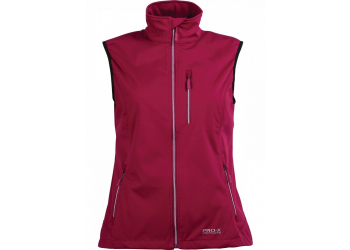 Pro-X elements Sina berry Damen Softshellweste Gr. 36