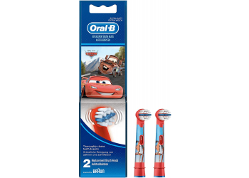 Oral-B Stages Power EB10K 2er Ersatzbürsten
