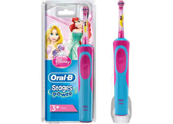 Oral-B Stages Power Princess CLS Kinderzahnbürste