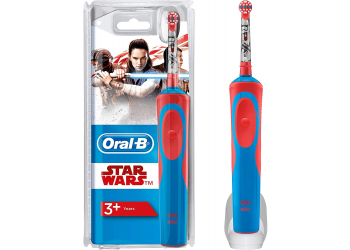 Oral-B Stages Power Star Wars CLS Elektrische Kinderzahnbürste