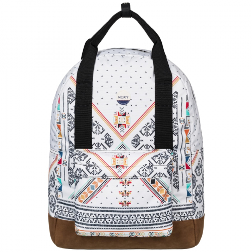 Roxy BY MY SIDE J BKPK White Rucksack