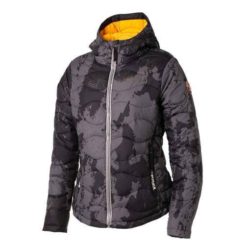 Rehall Erica-R Downlook Damenjacke, Trashed Black, Gr. M
