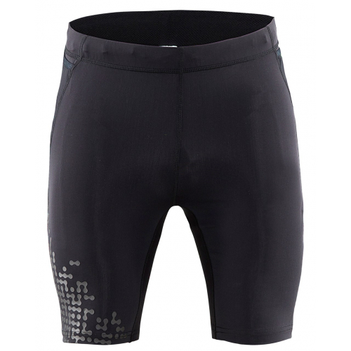 Craft Trail Short Tights M black Herren Short Gr. S