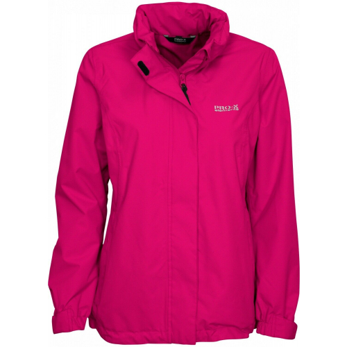 Pro-X elements Eliza cherry Damen Regenjacke Gr. 36