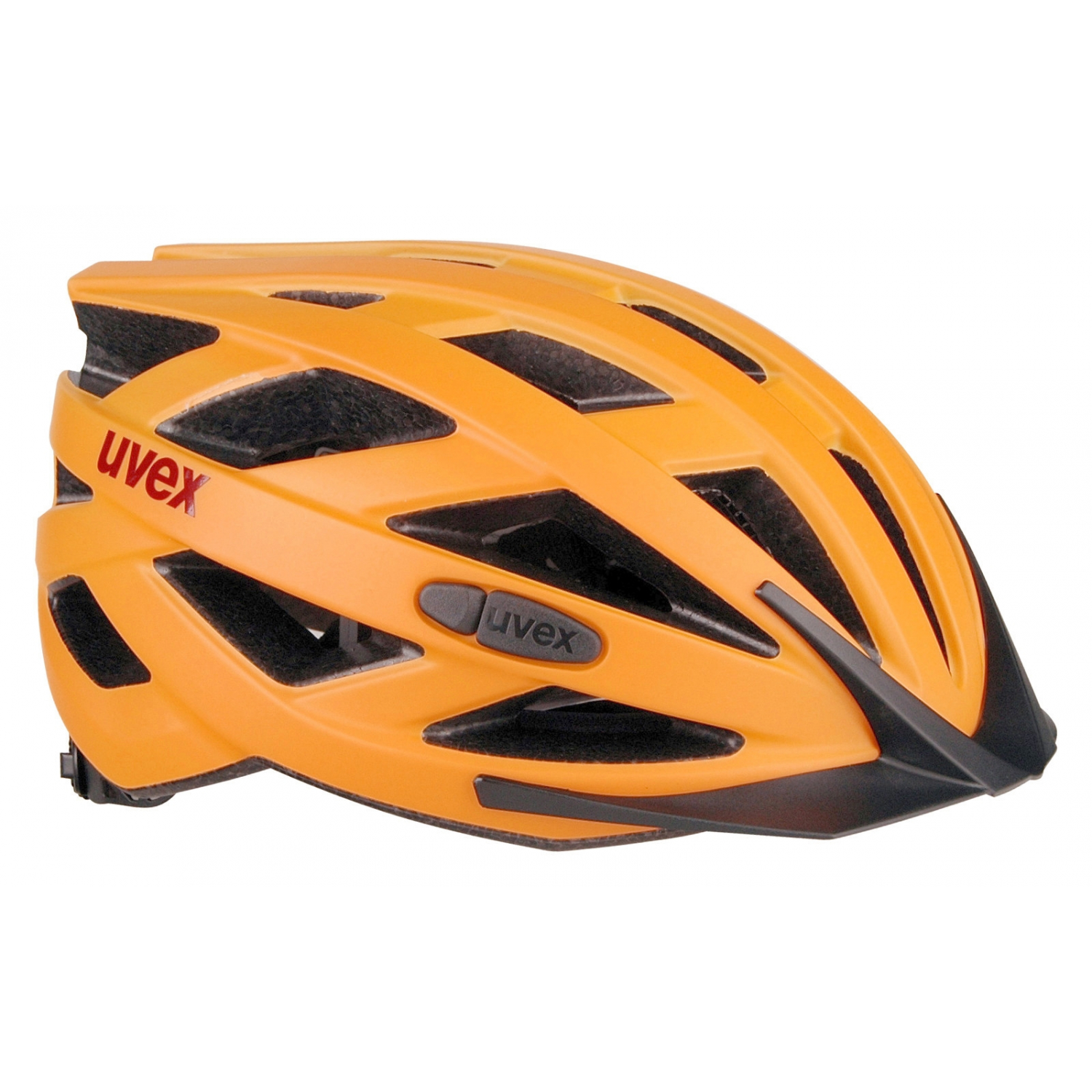 Uvex Helm I-Vo Orange-Gelb Helm 52-57cm