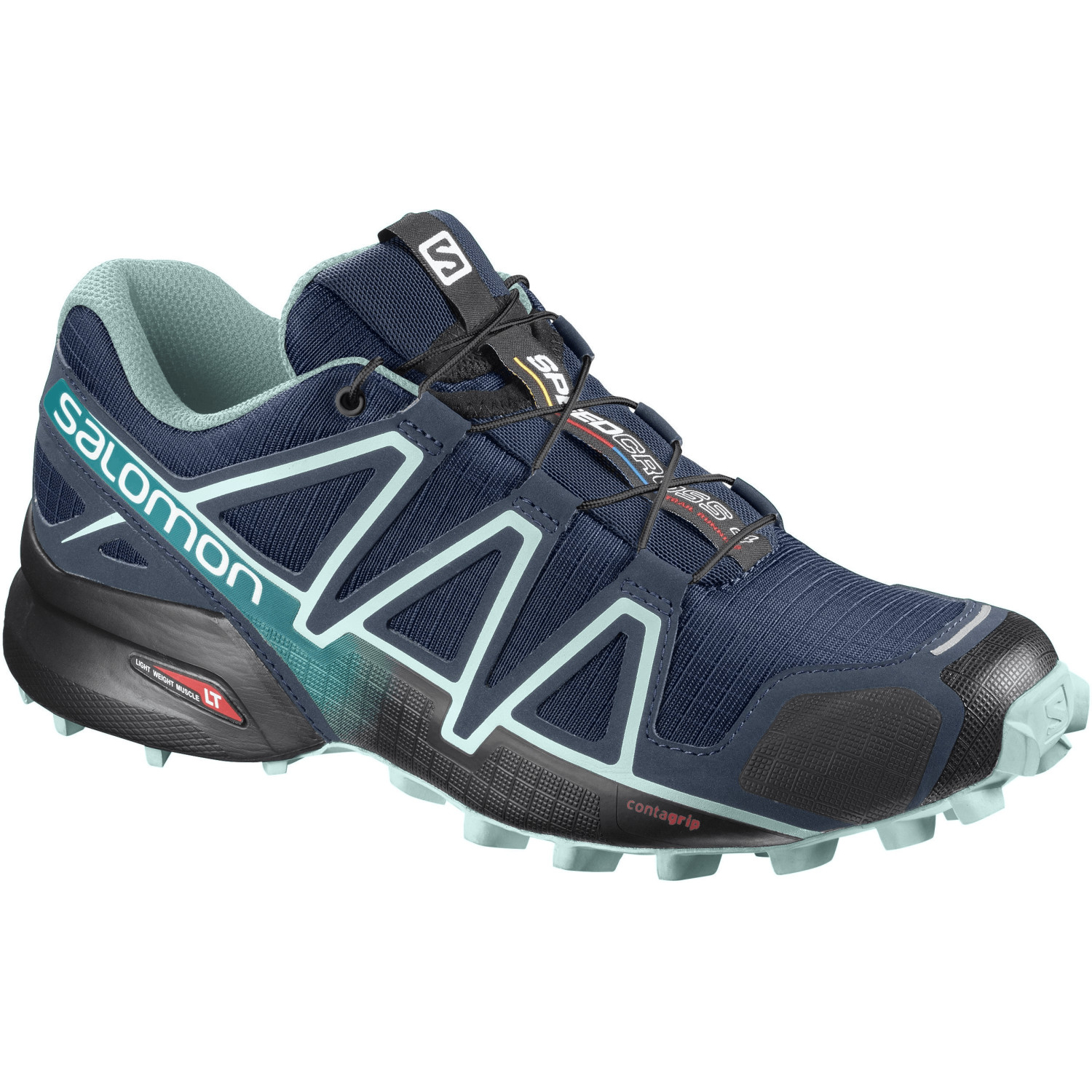 Salomon SPEEDCROSS 4 W Pose/Egg Laufschuhe EU Gr. 38
