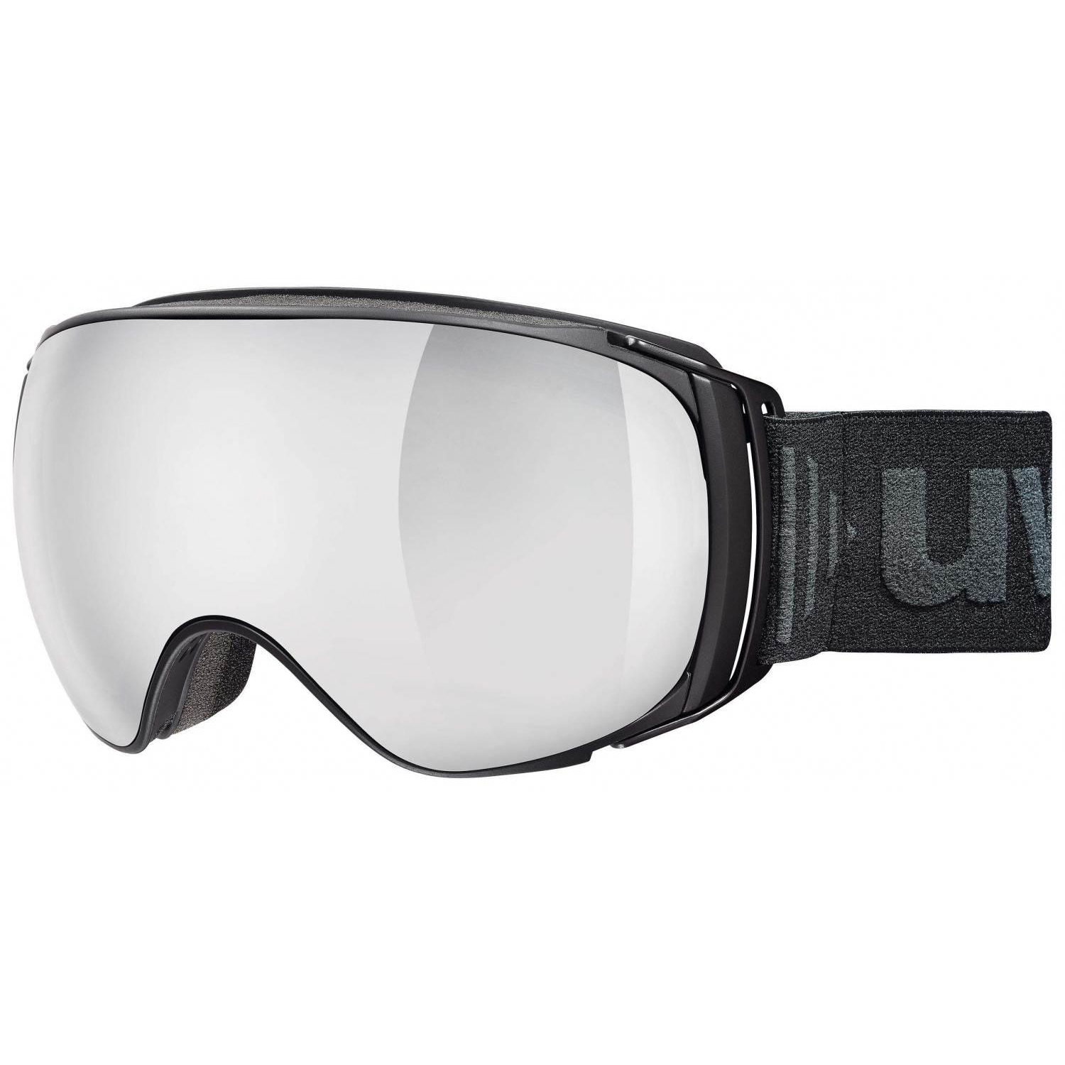 Uvex sportive Fm black dl/silver -clear S5505802030 Skibrille