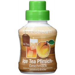 SodaStream Sirup Ice Tea Pfirsich 375 ml