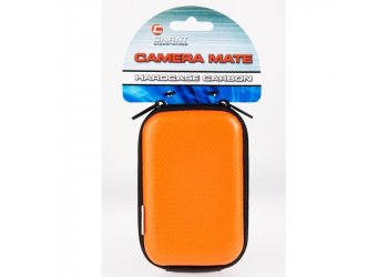 Carat HC 10 Camera Mate Carbon Orange Tasche