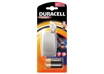 Duracell Pocket Charger PPS1 + 2AA