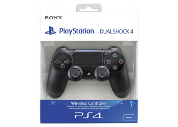 Sony PS4 Wireless Dualshock-Controller V2 Black