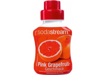 SodaStream Sirup Pink Grapefruit 375ml