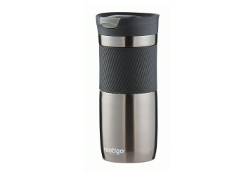 Contigo Byron Snapseal Gunmetal 470ml Thermobecher